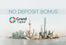 Grand capital no deposit credit
