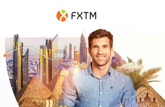 Tradable BONUS, Middle East Countries – FXTM