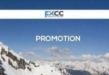 FXCC Start Up Bonus