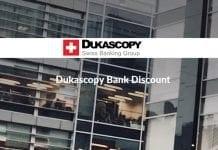 Dukascopy Discount