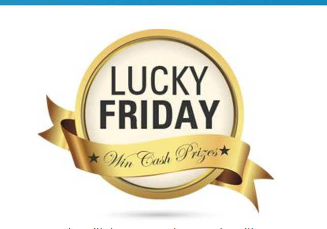 Weekly Lucky Friday Demo-Contest – CAPPROFX