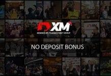 xm no deposit promotion