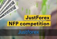 justforex nfp trading contest