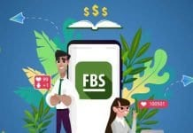 FBS instagram campaign